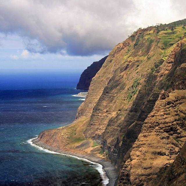 Ponta do Pargo, Madeira, Portugal