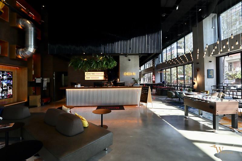 台中豐邑MOXY酒店