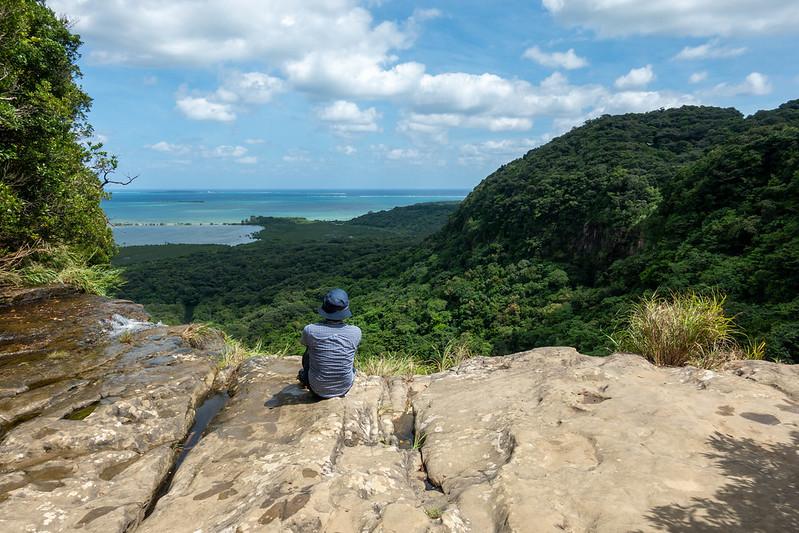 ピナイサーラの滝からの展望