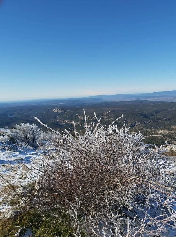 Montagne Sainte Victoire 24janv2021