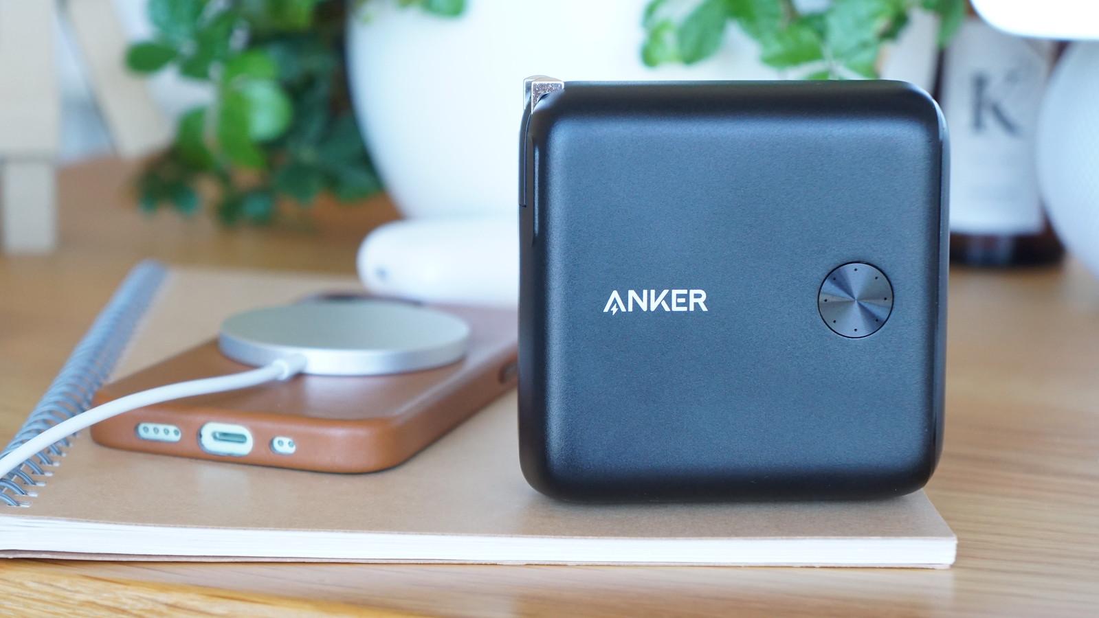 「Anker PowerCore Fusion 10000」レビュー