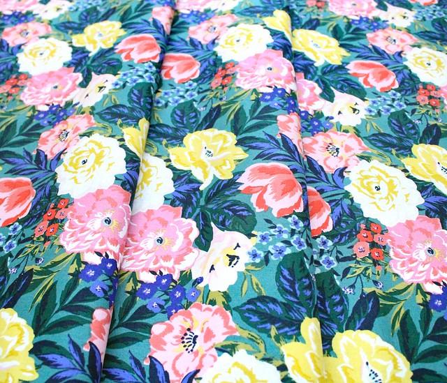 Cloud9 Fabrics Perennial 226987 Bouquet