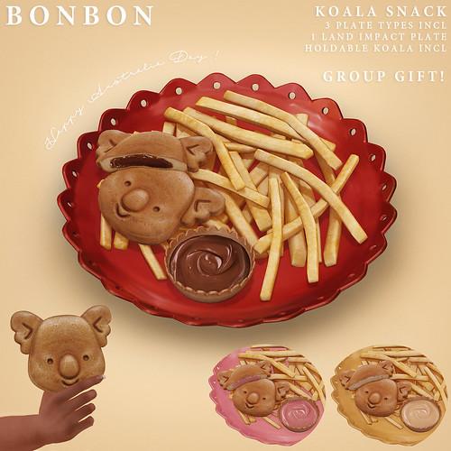 Bonbon - Koala Snack