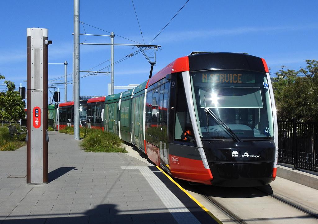 LRV 48, Kingsford, Sydney, NSW.