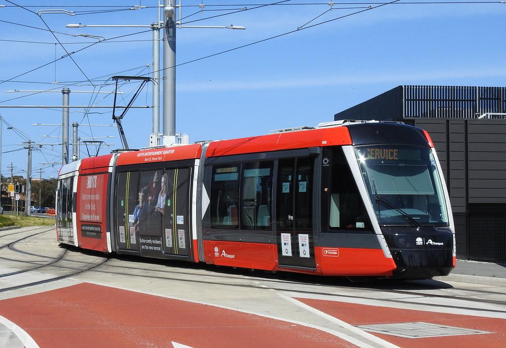 LRV 32, Kingsford, Sydney, NSW.