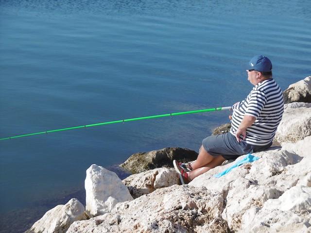 Montags-Angler