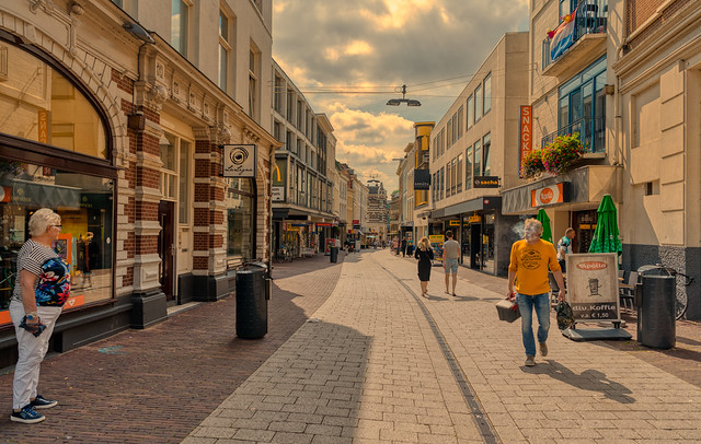 Jansstraat, Arnhem.