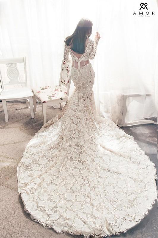 MOR,愛情來了,禮服,莫兒,白紗,系列,女神款,純潔,最美麗,2018全新,手工白紗,時尚,氣勢,華麗,新娘子,夢想嫁紗