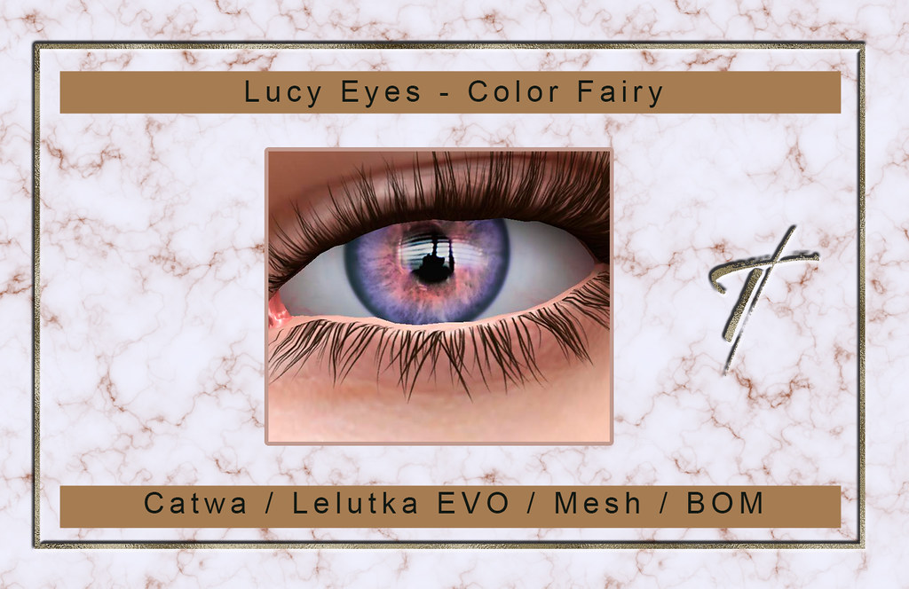 Tville – Lucy Eyes *Fairy*