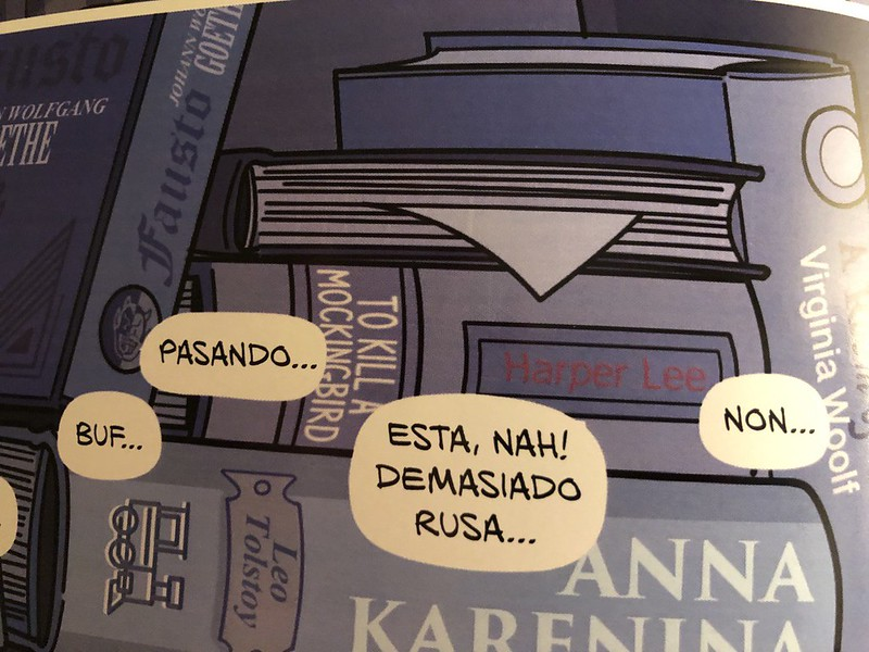Club Lecturas Debuxadas 20/01/2021