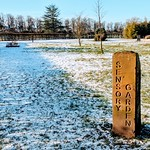 Sensory Gardens at Haslam Park, Preston