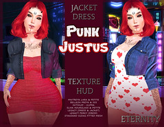 Eternity by Punk JUSTUS