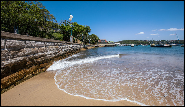 Manly Cove, Sydney