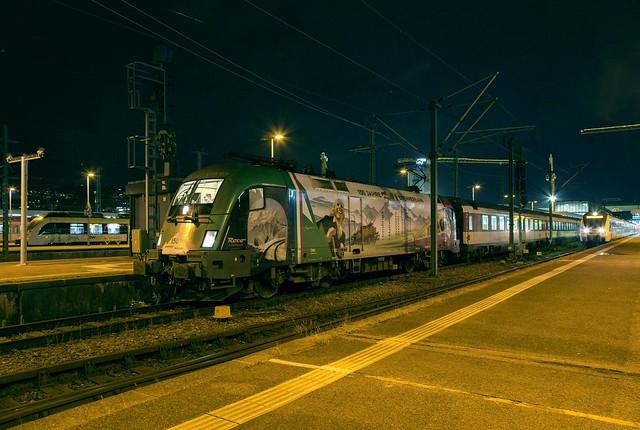 ÖBB 1116 159 Stuttgart Hbf