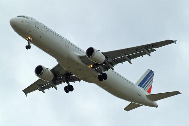 F-GTAL   Airbus A321-211 [1691] (Air France) Home~G 01/07/2010
