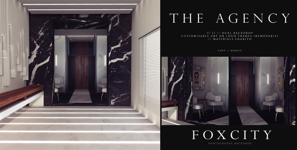 FOXCITY. Photo Booth – The Agency