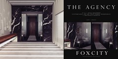 FOXCITY. Photo Booth - The Agency
