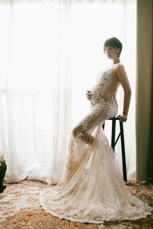 懷孕,幸福,時尚,孕婦,孕禮服,AMOR,愛情來了,攝影棚,台中,孕寫真,孕婦照