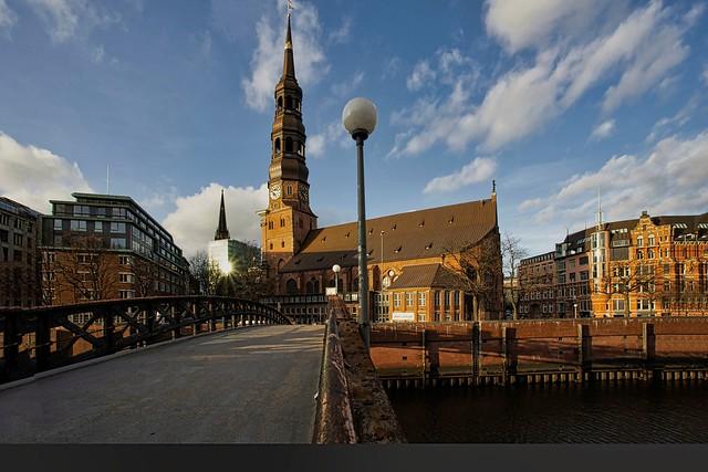 St. Katharinen - Kirche Hamburg