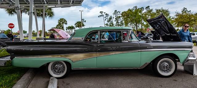 Naples, Florida - Shriner's Car Show - Ford Fairlane
