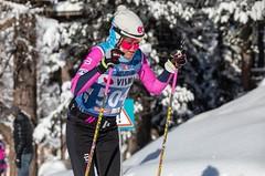 Na změněné trati závodu Toblach-Cortina dojela Kateřina Smutná opět pátá