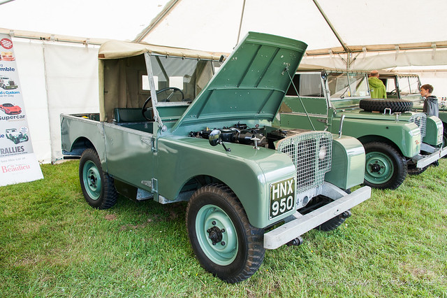 Land-Rover Series I Pre-Production n° 4 - 1948