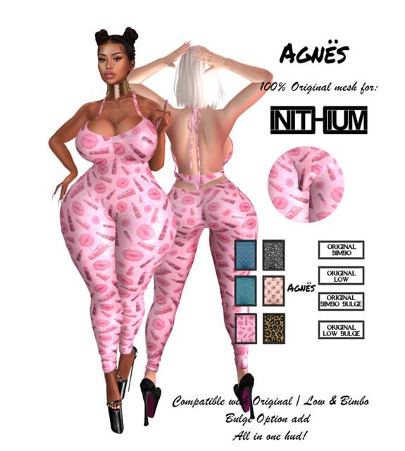 <Agnes> Kupra Mono