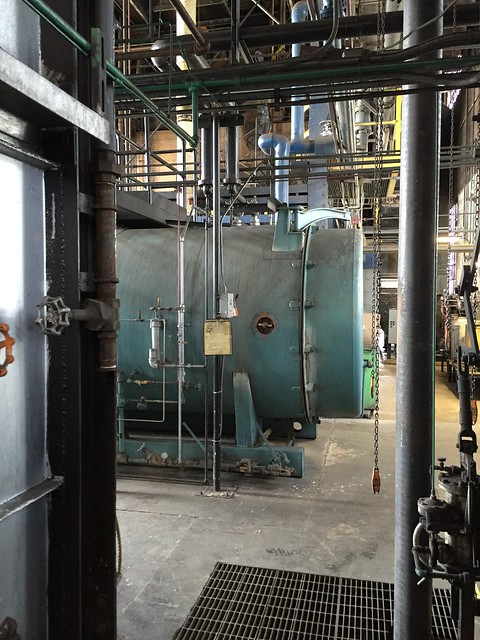 back of boiler #7