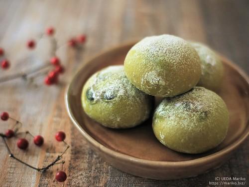抹茶黒豆のふわふわパン 20210115-IMG_1095 (3)
