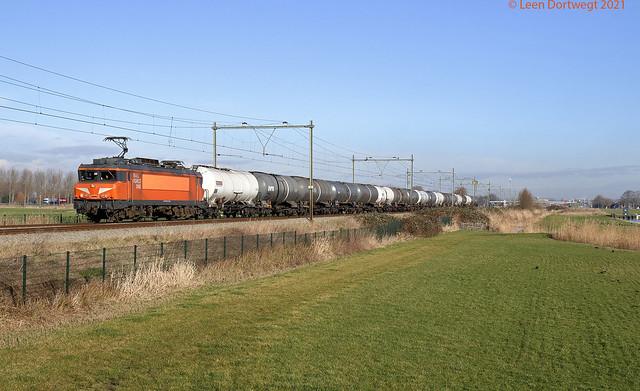 RFO 1830, Moordrecht