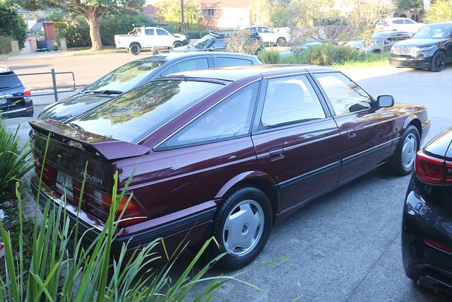 1989 Rover 827 Vitesse