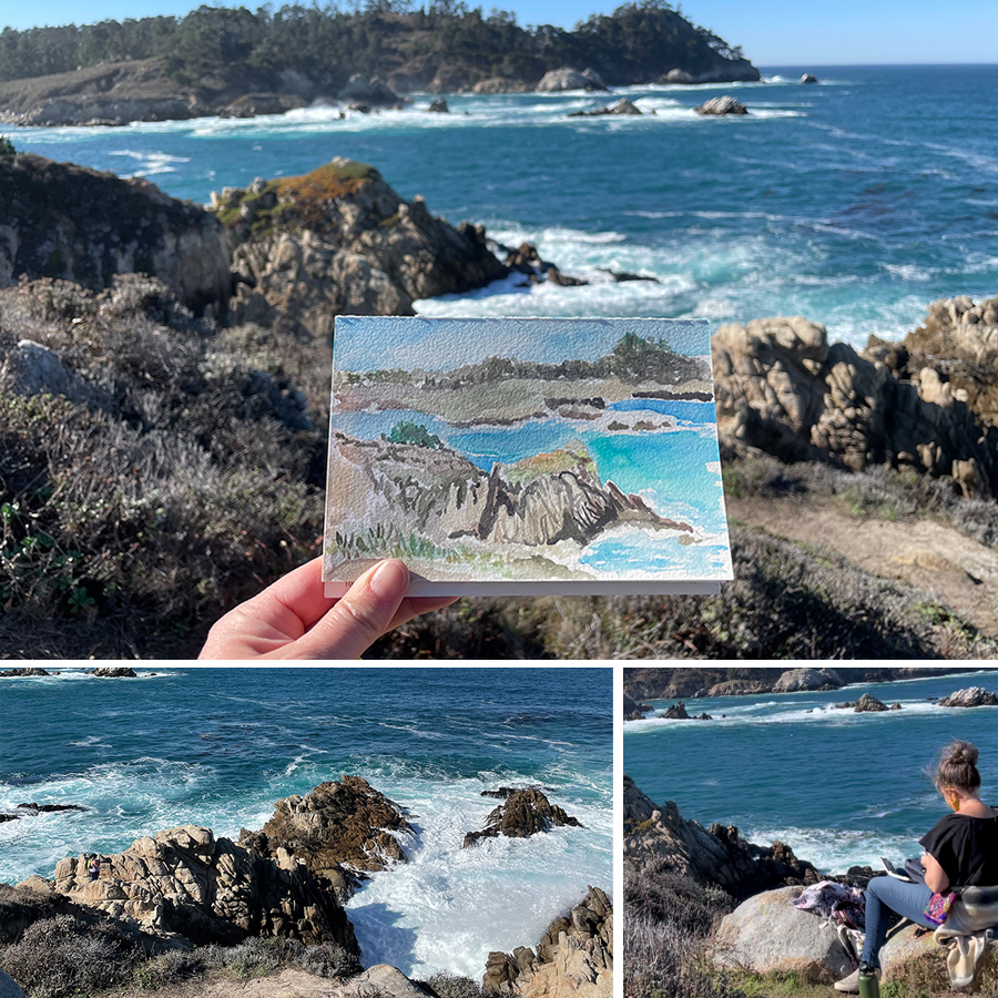 painting-blues-of-point-lobos