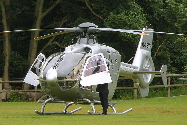G-CEYF Eurocopter EC-135-T1