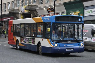Stagecoach 22067 / NK54 BFO