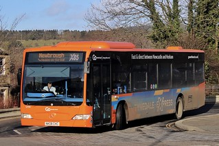 Go North East Tynedale Express 5298 / NK08 CHC