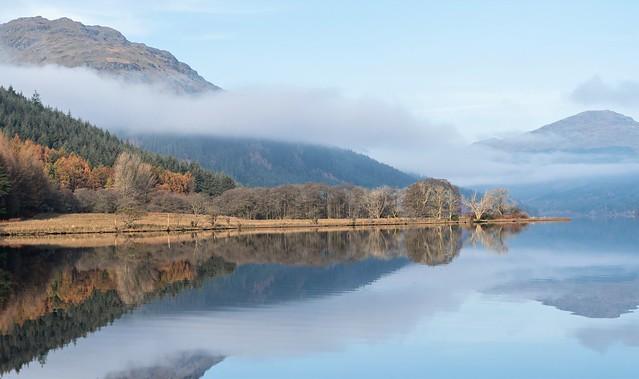 Mist Over the Loch - November 2020