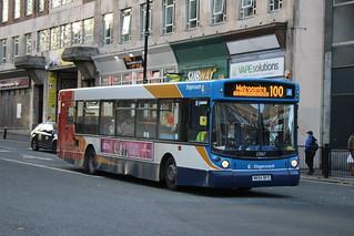 Stagecoach - 22067 - NK54 BFO