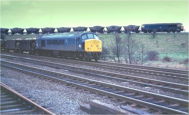 45046 + 56008. Hasland 1988.