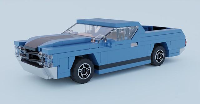 '74 Manriton Stroller