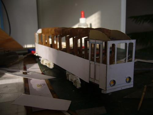 Tram in wording 1:45