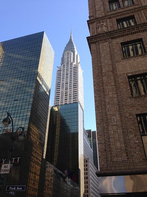 Chrysler building, Manhattan, NYC