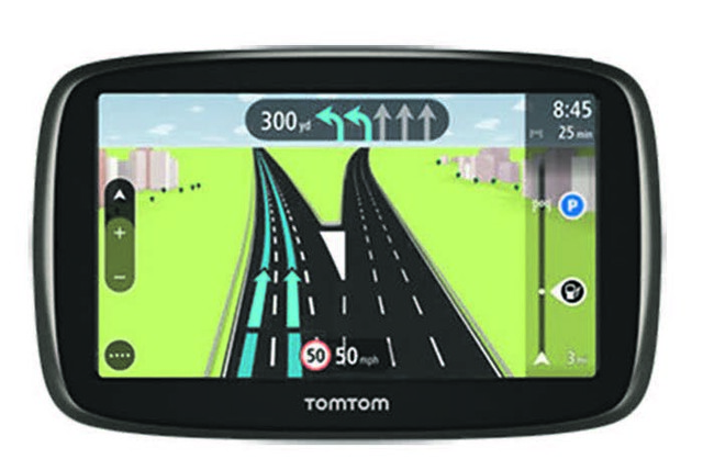 TOMTOM START 52 EU LIFETIME