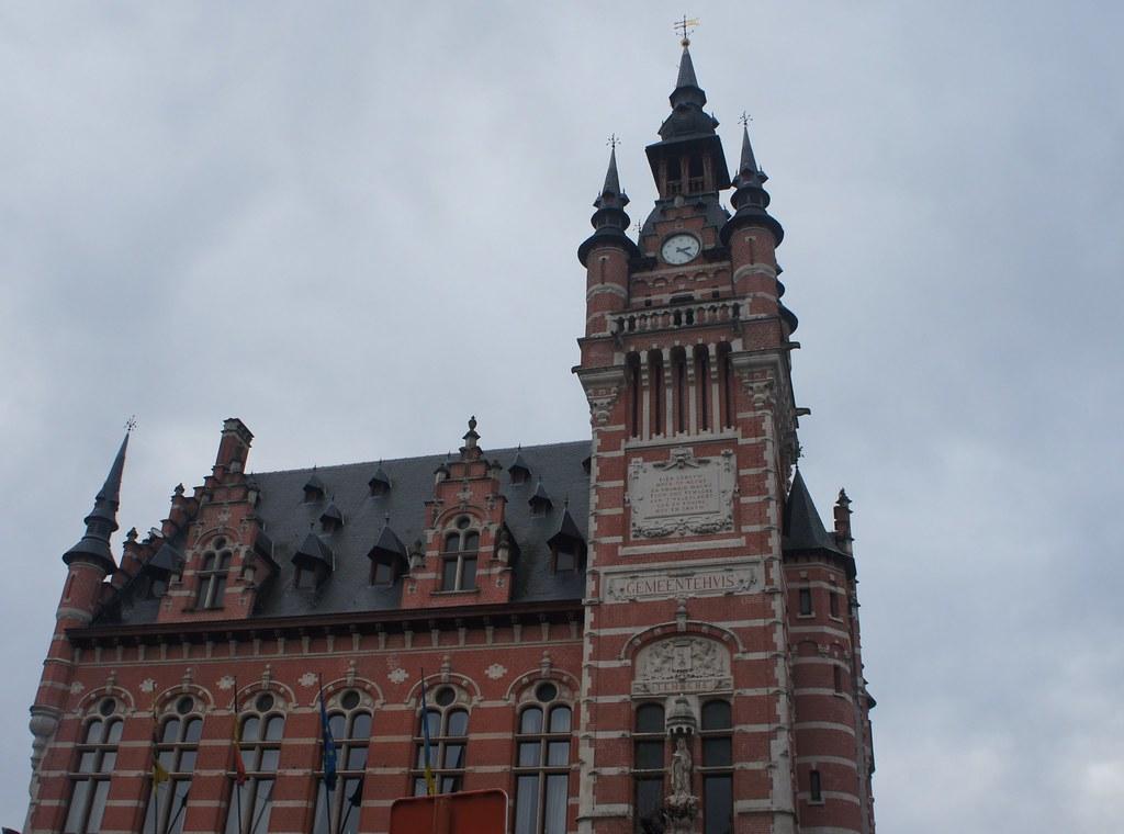El ayuntamiento de Temse