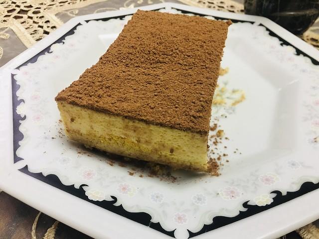 easy homemade Chamois cake recipe
