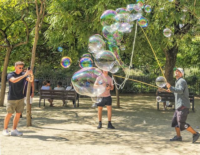 Bubble Boys of Barcelona