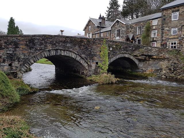 Beddgelert.North Wales (explore)