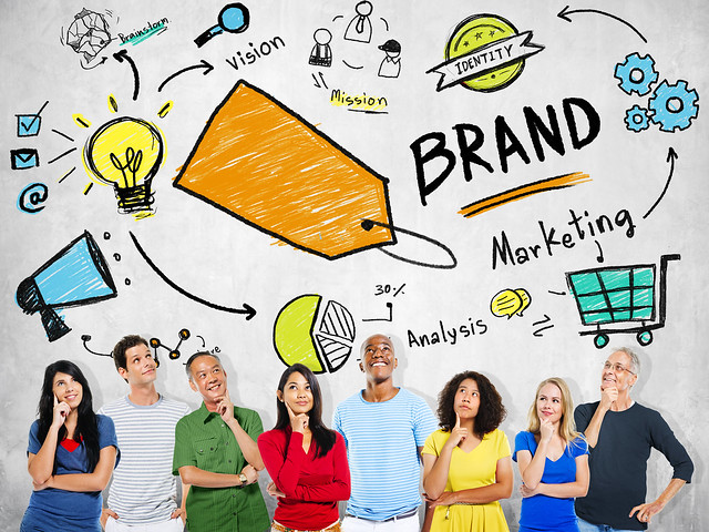 Get your brand as copy right