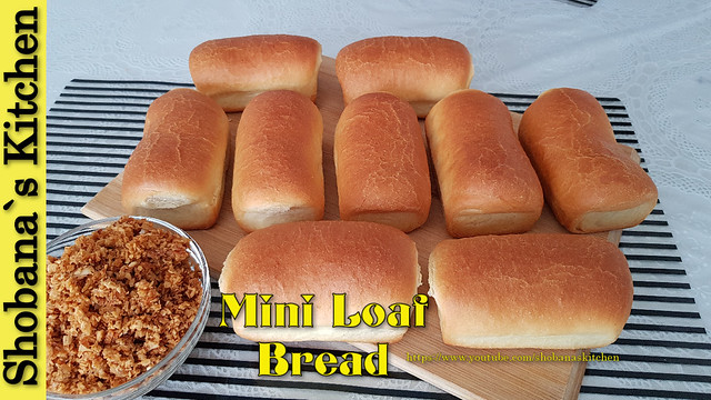 The wonderful smell of bread baking will fill ur kitchen❗when u prepare this simple Bread‼
