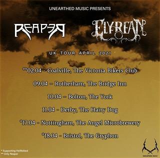 Reaper / Elyrean