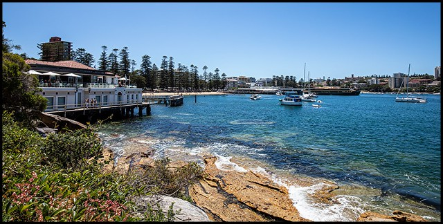 West Manly Cove, Sydney